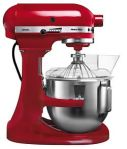 kitchenaid-heavy-duty-k5-rood