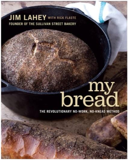 MyBread book